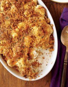 Thanksgiving recipe: Cauliflower au Gratin
