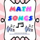 "This collection of 5 songs helps students remember key math concepts. The songs focus on the concepts order of operation, place value, long division, line geometry and data. Created by ""Math Mojo. Place Value Song, 4th Grade Math, Math 2, Math Songs, I Love School, Reading Anchor Charts, Order Of Operations, Math Concepts, Free Math"