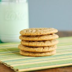 Peanut Butter Cookies - still haven't found a favorite recipe - maybe this is it.