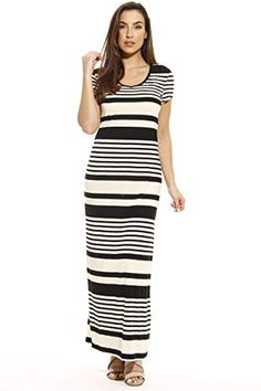 Women's Casual Dresses - Just Love Short Sleeve Maxi Dress  Summer Dresses * Want additional info? Click on the image. (This is an Amazon affiliate link)