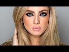 Lined & Luminous Makeup Tutorial! - YouTube