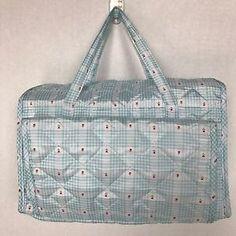 Retired American Girl Doll Bitty Baby Red Heart Teal Diaper Bag Pleasant Company  | eBay