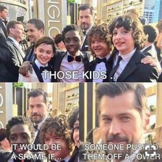 Game of Thrones and Stranger Things Lol