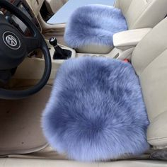 Car Seat buttom Cushions - Pin it :-) Follow us :-)) zcarseatcushion.com is your car seat support Gallery ;) CLICK IMAGE TWICE for Pricing and Info :) SEE A LARGER SELECTION of car seat bottom cushions at http://zcarseatcushions.com/product-category/car-seat-bottom-cushions/ - car, upholster, car accessories, car seat, cushion - 2pcs-gray-100% Whole Genuine Sheepskin-45x40cm-universal Car Seat Cushion,driver seat cushion,driver seat cushion « Z Car Seat Cushions