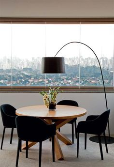 Most Design Ideas 52 Simple Dining Room Design Ideas For Small Space Pictures, And Inspiration – Reconhome Diy Dining Room Table, Luxury Dining Room, Wooden Dining Tables, Dining Room Lighting, Dining Room Design, Modern Interior, Interior Design, Dinner Room, Chaise Vintage