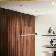 室内干しに#エアフープ を採用しました。 #ホスクリーン や #ホシ姫サマ よりスッキリかなと… #積水ハウス #シャーウッド