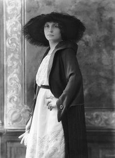 Princess Eustach Sapieha-Rozanski (1888-1964) née Princess Teresa Lubomirska