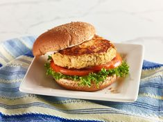 Today we are making No-Fuss Lemon-Pepper Salmon Burgers from canned or pouched salmon. And we promise you… these are anything but boring. #dishonfish #seafood #seafoodrecipes #eatseafoodamerica #pescatarian #pescatarianfriendly #pescatarianapproved #yum #recipes