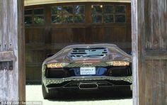 Kim Kardashian Lamborghini