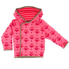 Night Owl Reversible Jacket - Also bought this jacket for Celia to go with the babygro - so cute!