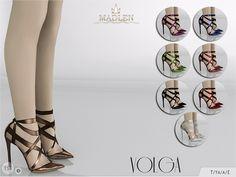 MJ95's Madlen Volga Shoes