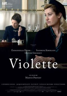 Apasionada historia de Violette Leduc.