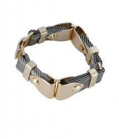 AllSaints Anouk Mesh Bracelet | Womens Jewellery