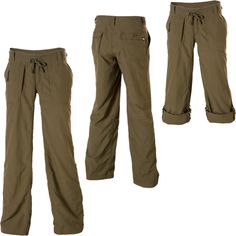 Absolutely the best hiking pants....comfortable, extremely durable, light weight and stylish.  Love everything about them (Northface Horizon Tempest pants).