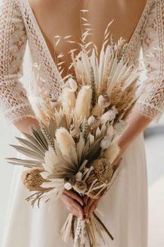 Boho Wedding Bouquet, Boho Wedding Flowers, Bridal Flowers, Bridesmaid Bouquet, Floral Wedding, Boho Flowers, Rustic Bouquet, Dried Flower Arrangements, Wedding Arrangements
