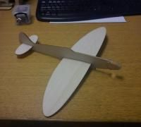 """airplane laser cut"" 3D Models to Print - yeggi"