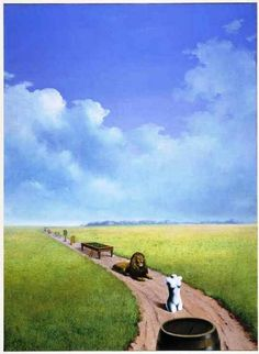 René Magritte. /La jeunesse illustrée/. 1937.