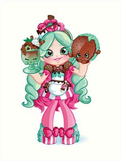 Your original Shopkins toys are back within adorable Mini Packs! We're celebrating 10 amazing Seasons of Shopkins with the debut of Shopkins Mini Packs – the Collectors' Edition. Shopkins Cartoon, Shopkins Characters, Shopkins Girls, Shoppies Dolls, Shopkins And Shoppies, Monster High Custom, Monster High Dolls, Plastic Canvas Patterns, Animal Tattoos