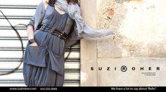 Designer Suzi Roher creates her eclectic, handmade belts in the belief that women appreciate an. Postcards, Victorian, Design, Women, Fashion, Moda, Fashion Styles, Fashion Illustrations