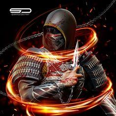 Scorpion Mortal Kombat, Mortal Kombat Art, Mortal Kombat X Wallpapers, Claude Van Damme, Famous Warriors, Ninja Art, Mortal Combat, Rapper Art, Video Game Art