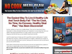 cool #nocookmealplan.com | This is a great way to lose weight without cooking a meal.