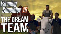 AGGRESSIVE CORNHOLING - Farming Simulator 15 - [Farming Simulator Funny ...