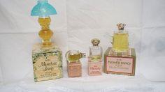 Vintage 1970's Avon Fragances collectables by karmolijntje on Etsy, €12.50
