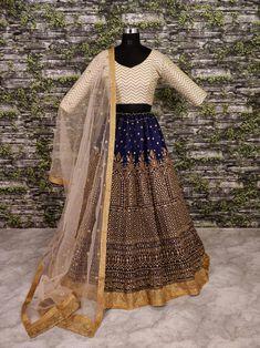 Maroon Bangalore Silk Lehenga Choli With Zari Embroidery Lehenga Choli Wedding, Designer Bridal Lehenga, Indian Bridal Lehenga, Pakistani Bridal, Floral Lehenga, Green Lehenga, Indian Wedding Outfits, Indian Outfits, Wedding Dress