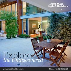 Taking #projects to #unexplored parts of #Hyderabad, #ModiBuilders offer you a chance to reside in #peaceful #locations away from #chaos of the #city.