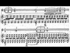 Hamelin and Lara St. John play Szymanowski - Mythes No. 3 Audio + Sheet music - YouTube