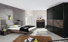 Rauch Sumatra 2 Drawer Bedside Cabinet