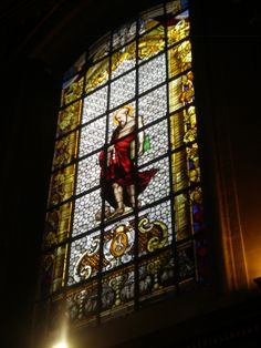 I love stained glass windows!