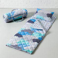 Cloud Blue Sleeping Bag