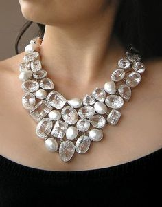 This could be really cool with polymer 'nuggets'! http://www.fashionoftheyear.org/wp-content/uploads/2012/03/Cool-Jewelry-Trends-2012-4.jpg
