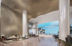 Turnberry Ocean Club's duplex residences