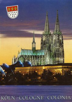 Koln, Cologne, Germany ( UNESCO WHS )