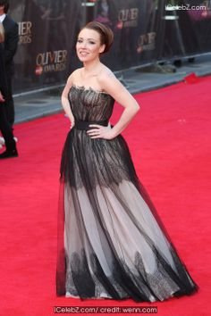 Daisy Lewis Olivier Awards 2014 held at the Royal Opera House http://www.icelebz.com/events/olivier_awards_2014_held_at_the_royal_opera_house/photo18.html