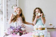 Teeparty für Mädchen | mummyandmini.com Fotos: Kathrin Stahl