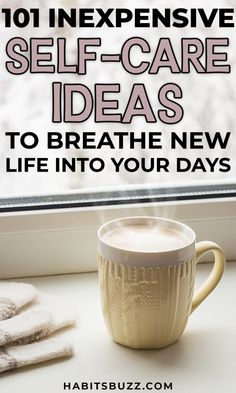 101 cheap self-care ideas to refresh yourself when you are stressed - health and wellness Health And Wellness, Health Tips, Mental Health, Wellness Tips, Health Benefits, Health Fitness, Pomegranate Benefits, Apple Benefits, Self Care Activities