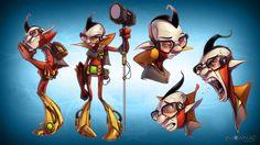 Ratchet & Clank | CreatureBox