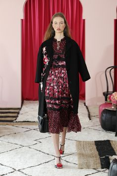 Kate Spade New York RTW Spring 2017. [Photo: Courtesy]