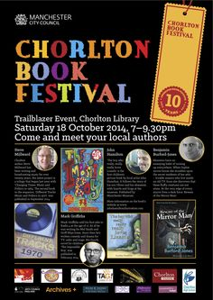 Event at Chorlton Library 18 Oct I will be talking about my book! Manchester Art, Book Festival, Lizards, Book Publishing, Boys Who, Talk To Me, My Books, Writing, Being A Writer