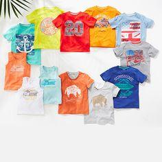 T-shirts, para menino