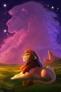 Explore the The Lion King collection - the favourite images chosen by NostalgicChills on DeviantArt. Gif Disney, Arte Disney, Disney Fan Art, Disney And Dreamworks, Disney Magic, Disney Drawings, Cool Drawings, Images Roi Lion, Lion King Animals