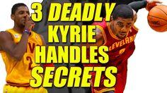 4c4dc3568d0b 3 DEADLY Kyrie Irving Handles Secrets! Crossovers Broken Down  Ankle  Breakers Tutorial