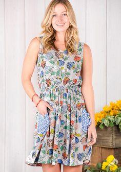 In Full Bloom Dress - Matilda Jane Clothing