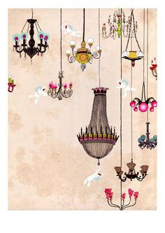 Delphine Lebourgeois - Chandeliers - ALBOA – Gas Gallery - Beautiful Art & Design