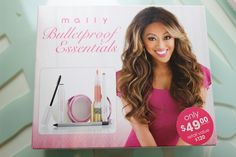 Glamour By Lexi R: Mally Beauty BulletProof Essentials Kit Mally Cosmetics, Mally Beauty, Essentials, Glamour, Kit