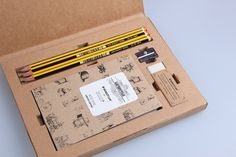 Staedtler Limited Edition packaging by Shelly Liew packaging branding