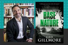 Author Ged Gillmore shares with us how an addiction to Instagram nearly lost him his new novel Base Nature. PLUS 3 lucky readers will win a title of their choosing from the his Bill Murdoch Mystery Series, in ebook -- entries open worldwide. Find out more >>